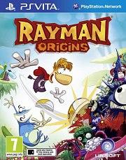 Carátula de Rayman Origins - Vita