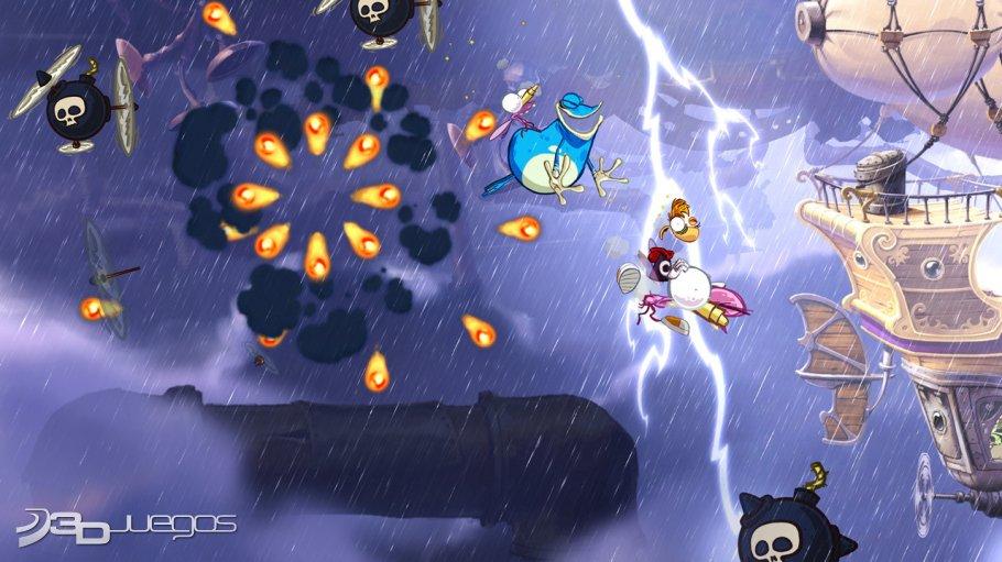 Rayman Origins - Impresiones E3 2011