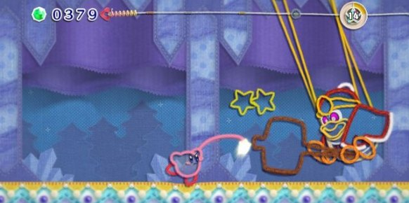Kirby's Epic Yarn: Impresiones jugables