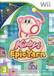 Kirby's Epic Yarn Wii
