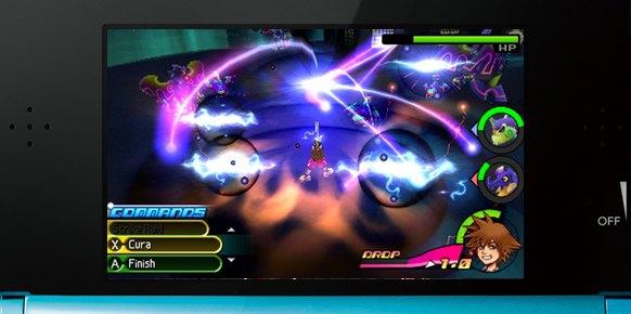Kingdom Hearts 3D 3DS