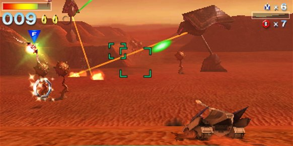 StarFox 64 3D 3DS