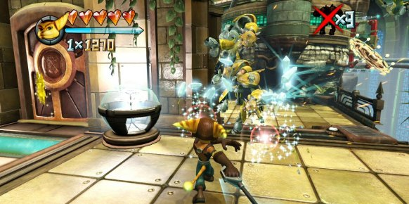 PlayStation Move Heroes: Impresiones jugables