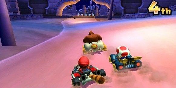 Mario Kart 7 análisis