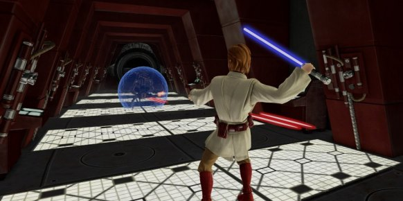 Star Wars Kinect: Impresiones jugables