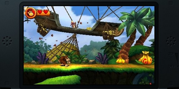Donkey Kong Country 3D an�lisis
