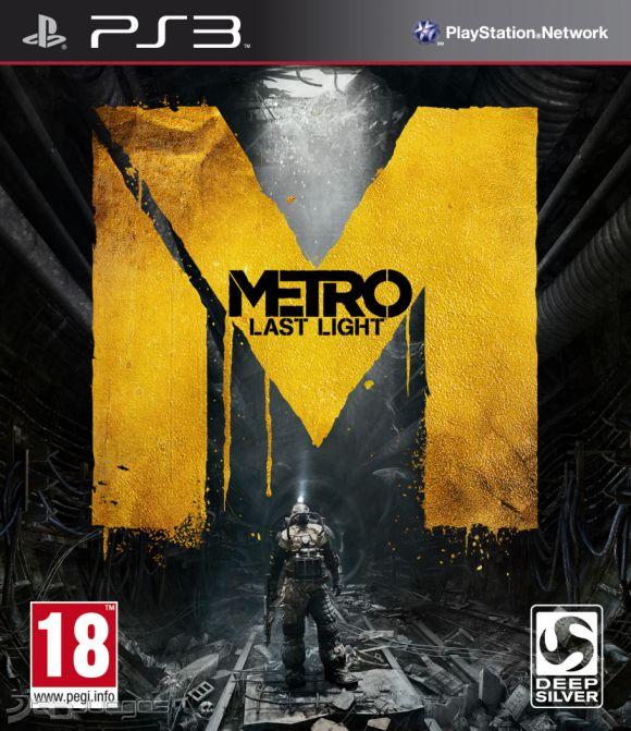 Metro: Last Light (SEMINUEVO)