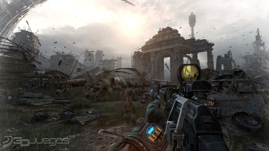 Metro Last Light Para Pc 3djuegos