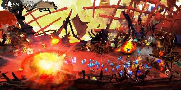 Swarm PS3