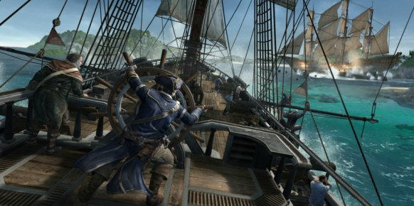 Assassin's Creed 3: Impresiones E3 2012