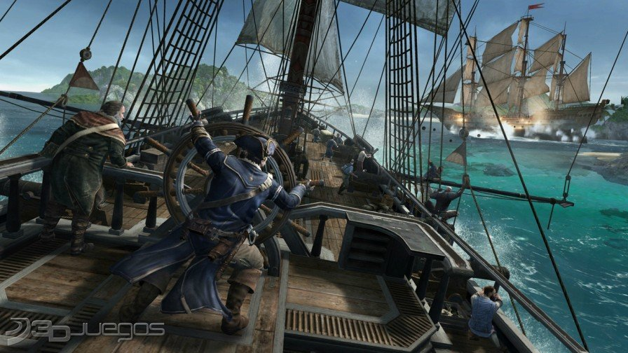 Assassin�s Creed 3 - Impresiones E3 2012