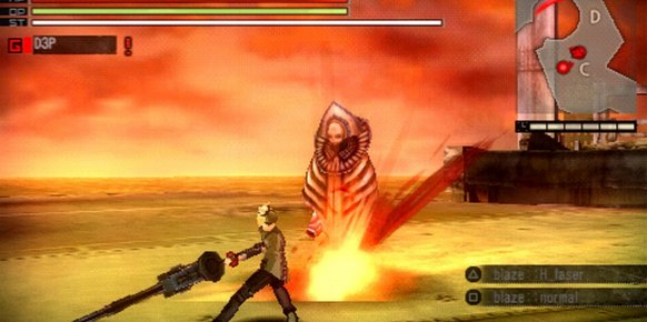God Eater Burst an�lisis