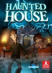 Carátula de Haunted House - Xbox 360