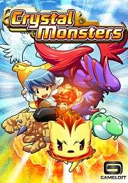 Carátula de Crystal Monsters - DS