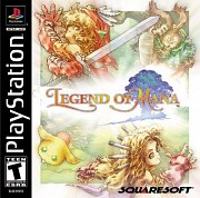 Carátula de Legend of Mana - PS1