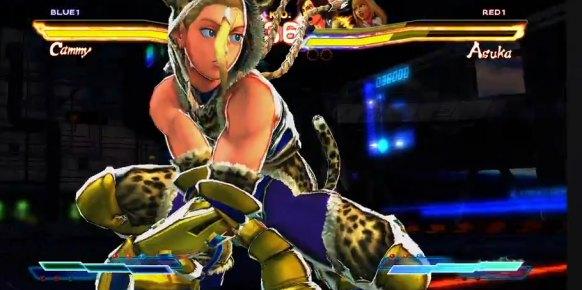 Street Fighter X Tekken an�lisis