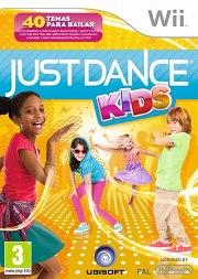 Carátula de Just Dance Kids - Wii