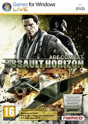 Carátula de Ace Combat: Assault Horizon - PC