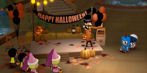 Costume Quest an�lisis