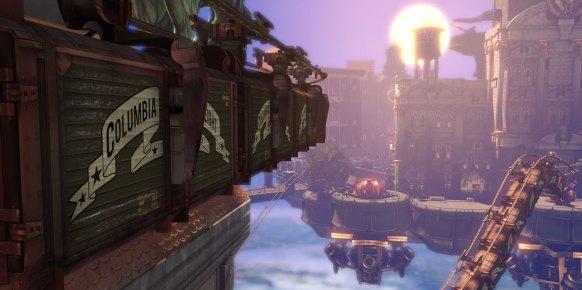 BioShock Infinite: Primer contacto