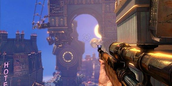 BioShock Infinite: Entrevista a Timothy Gerritsen