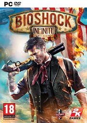 Car�tula oficial de BioShock Infinite PC