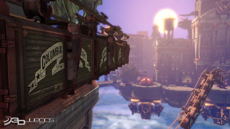 BioShock Infinite - Primer contacto