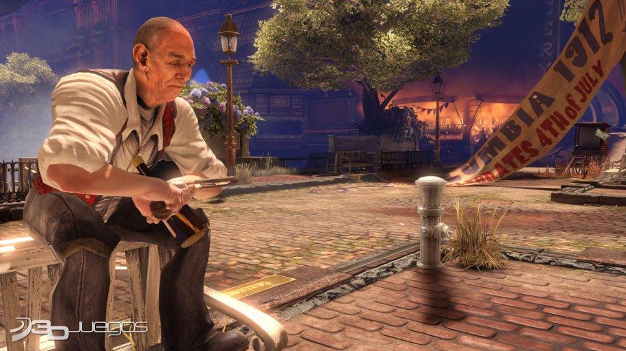 BioShock Infinite - Impresiones y entrevista Ken Levine