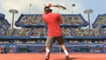 Video Virtua Tennis 4, Trailer oficial