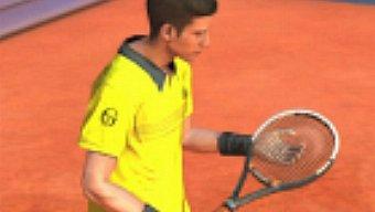 Video Virtua Tennis 4, Gameplay oficial