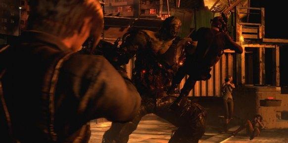Resident Evil 6 (PlayStation 3)