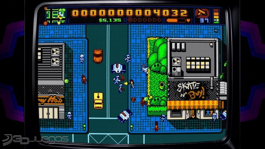 Retro City Rampage - An�lisis