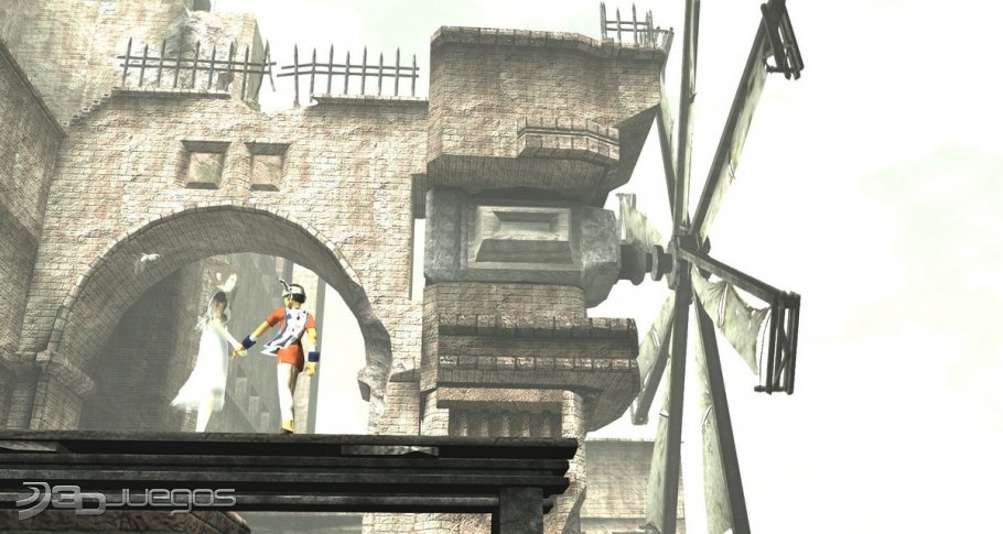 Ico and Shadow of the Colossus - An�lisis