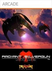 Carátula de Radiant Silvergun - Xbox 360