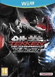 Carátula de Tekken Tag Tournament 2 - Wii U
