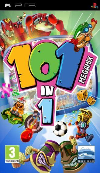 Carátula de 101 in 1 Megamix