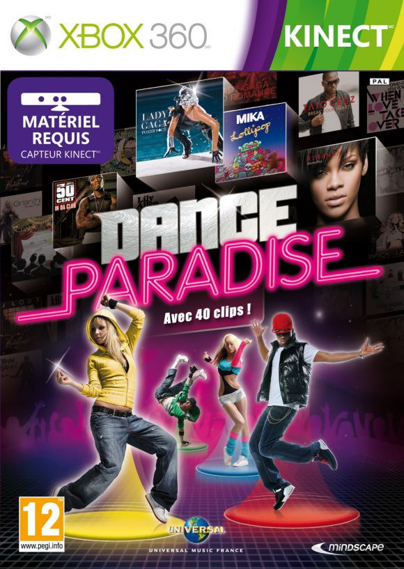 Dance Paradise Para Xbox 360 3djuegos