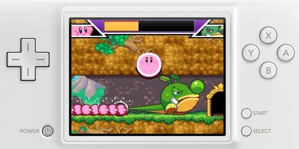Kirby Mass Attack an�lisis