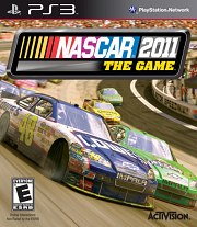 Carátula de Nascar The Game 2011 - PS3