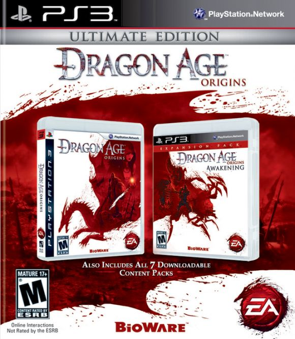 Amazon. Com: dragon age origins ultimate edition: everything else.