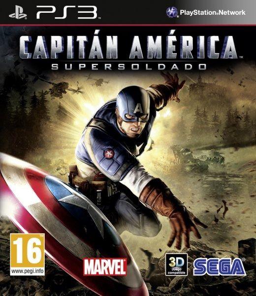 CAPITAN AMERICA SUPER SOLDIER