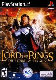 LotR: El Retorno del Rey PS2