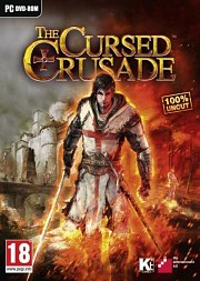 Carátula de The Cursed Crusade - PC