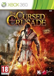 Carátula de The Cursed Crusade - Xbox 360