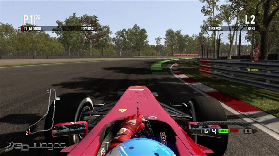 F1 2011 - An�lisis
