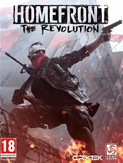 Carátula de Homefront: The Revolution - Linux