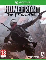Carátula de Homefront: The Revolution - Xbox One