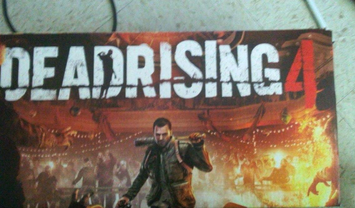 ¿Dead Rising 4 en el E3 2016? Unas sospechosas imágenes así lo garantizan
