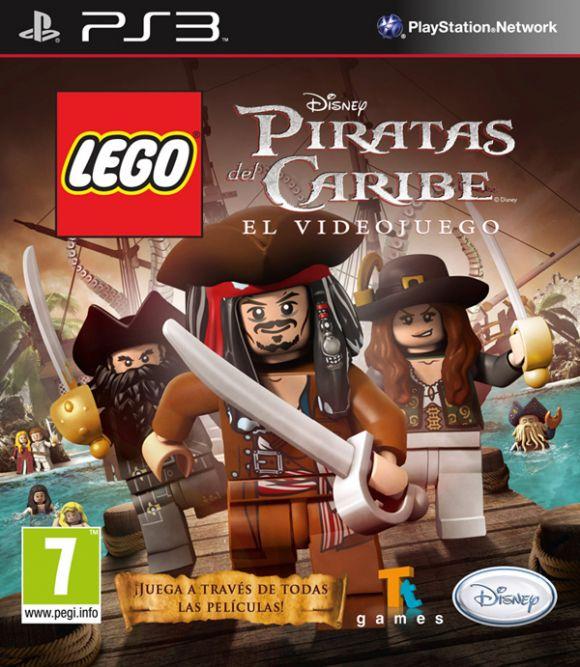 Lego Piratas Del Caribe Para Ps3 3djuegos