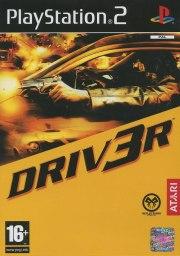 Carátula de Driver 3 - PS2